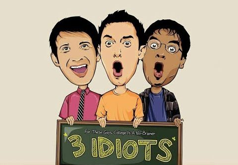 Give Me Some Sunshine trong 3 Idiots [full song]