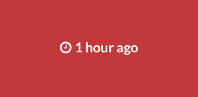 Cập nhật thời gian thực bằng ngx-timeago