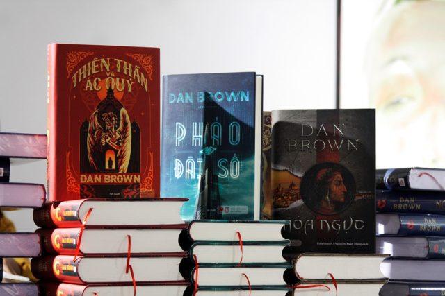 7 tác phẩm trinh thám kinh điển của Dan Brown, bạn nhất định phải đọc