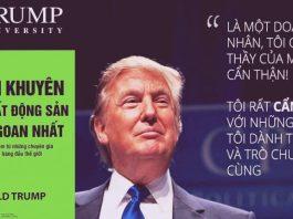 Kinh Nghiệm Đầu Tư Bất Động Sản Của Donald Trump