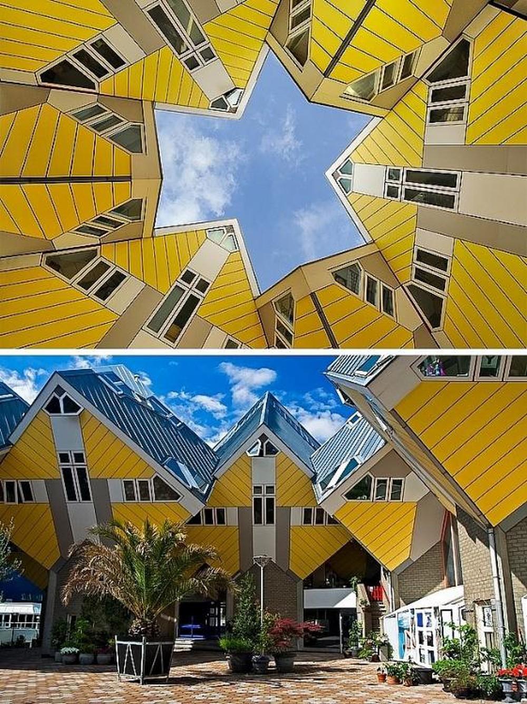 14 tòa nhà độc đáo đưa bạn đến vũ trụ song song