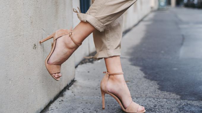 6 kiểu giày cao gót giúp bạn