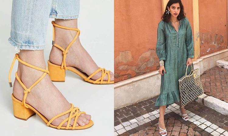 """6 kiểu giày giúp bạn """"kéo chân"""" thần kỳ"""