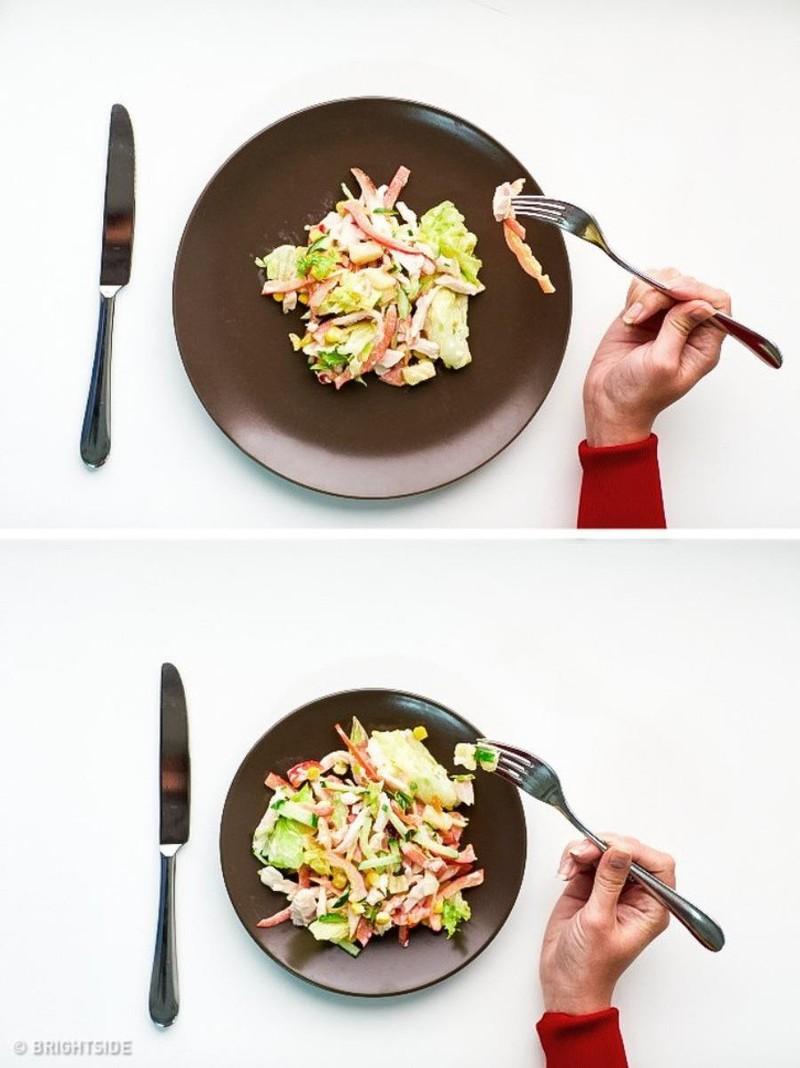 Giảm cân hiệu quả nhờ 10 mẹo giúp ăn ít vẫn no