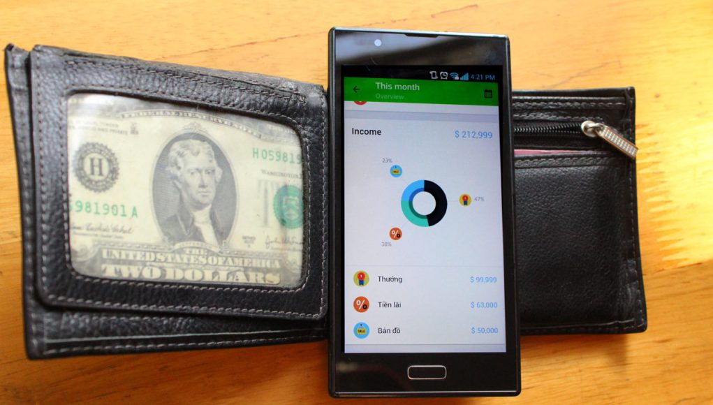 Money Lover Plus - Sổ thu chi dành cho iOS