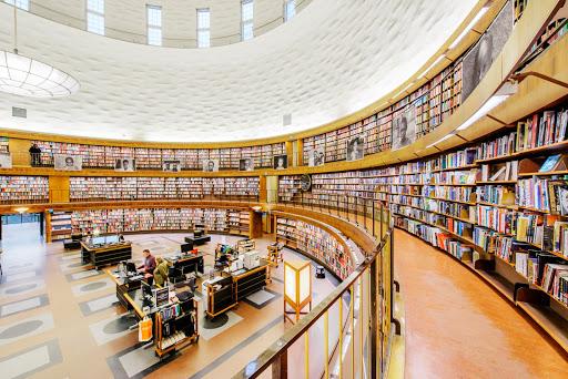 9 thư viện đẹp nhất thế giới ai cũng mê mẩn