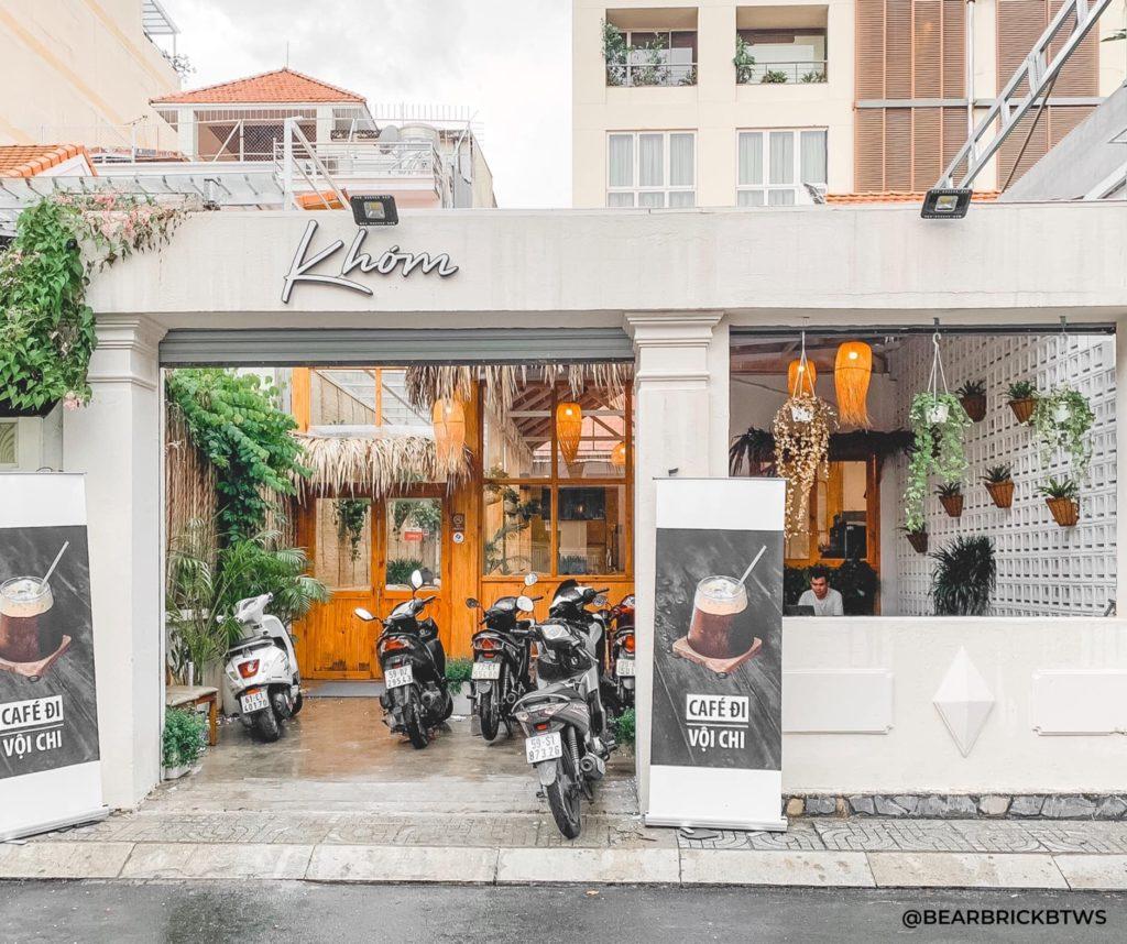 5 quán cà phê xanh mát mắt giữa Sài Gòn nóng bức