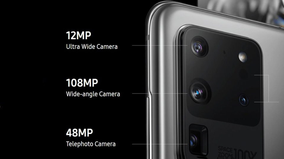 Samsung Galaxy S20 Ultra 5G - 5 điện thoại độc đáo