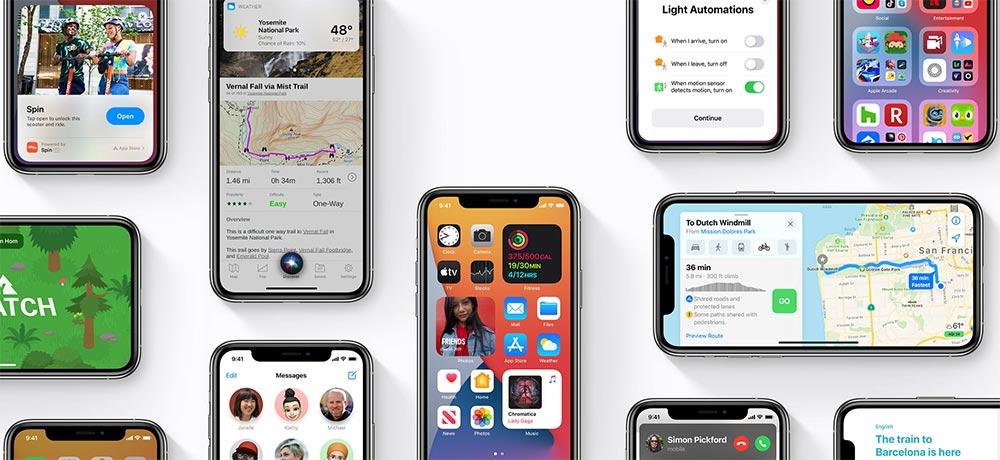 Một vài thay đổi và tính năng thú vị trên iOS 14