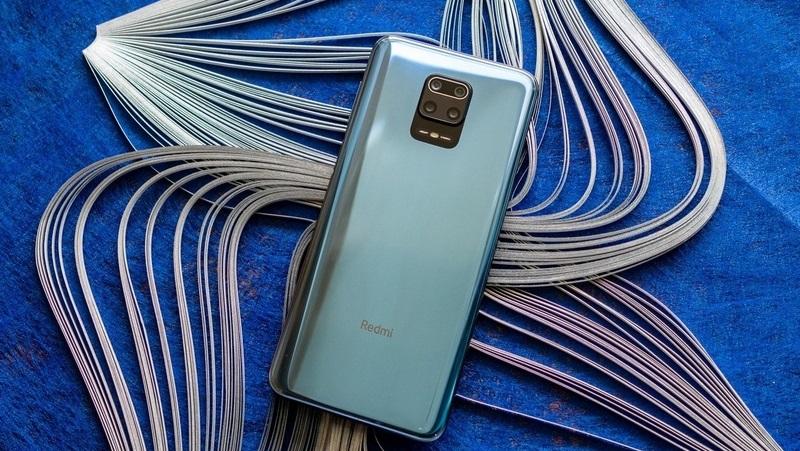 Redmi Note 9S - 5 điện thoại độc đáo