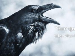The Raven của Edgar Allan Poe 1845