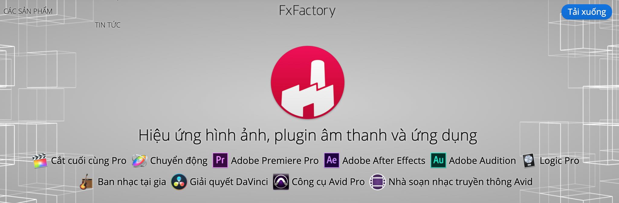 Final Cut Studio, Final Cut Express và Adobe After Effects