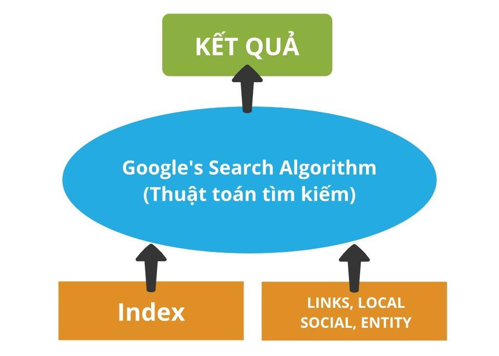 Index không phải là đầu vào quan trọng nhất của thuật toán