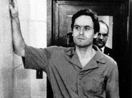 sát nhân hàng loạt Ted Bundy