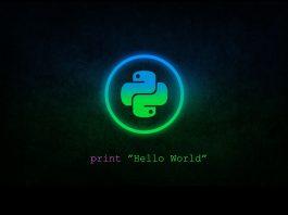 Ngày đầu học Python