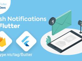 Flutter | Nhận thông báo từ Firebase Cloud Messaging