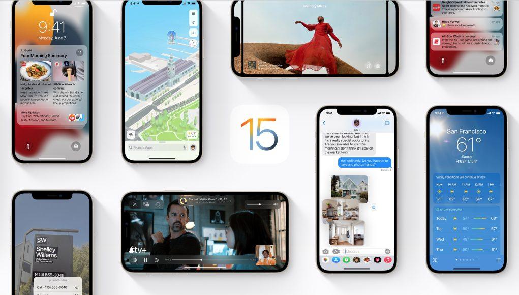 14+ điều thú vị trong phiên bản iOS 15.0.1 mới trình làng có thể bạn chưa biết